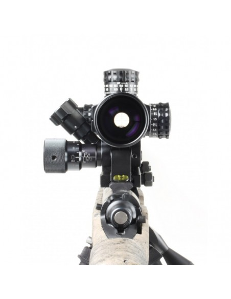 IVEY SHOOTING RTM50-34MM RING MOUNT SYSTEM