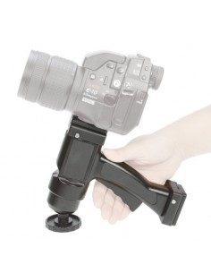 PISTOL GRIP TRIPOD HEAD TAKE&SHOOT