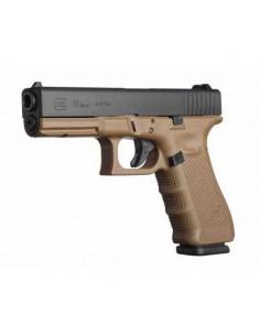 Glock 17 - 4° Generazione FDE 9x21