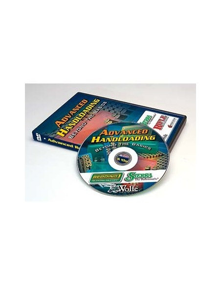 Redding Advanced Handloading Beyond Basic DVD