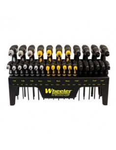 WHEELER P-HANDLE DRIVER SET 30-PIECE