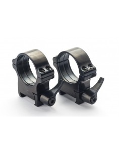 Weaver rings da 30mm Quick-release
