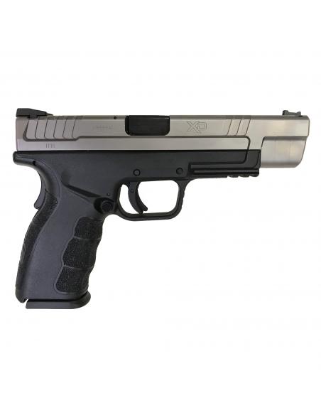 HS CD9 Tactical Inox Cal. 9x21