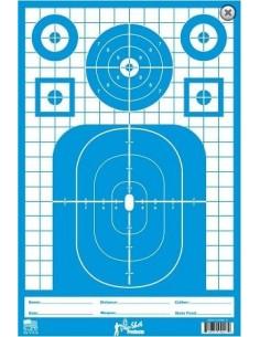 Tactical Precision Target HV Blue 8Pz