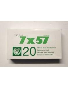 RWS BOSSOLI CAL. 7X57 - 20 PEZZI