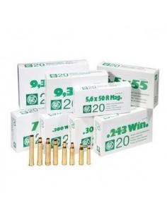 RWS BOSSOLI CAL. 8X57 JRS - 20 PEZZI
