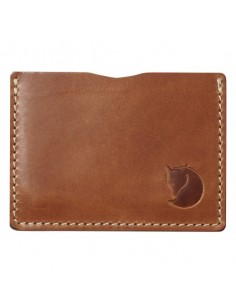 Ovik Card Holder 249/Leather Cogn
