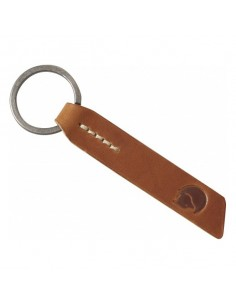 Ovik Key Ring 249/Leather Cogn