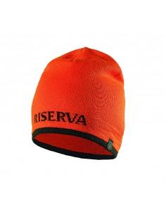 R1690 BERRETTO LANA VERDE/ARANCIO