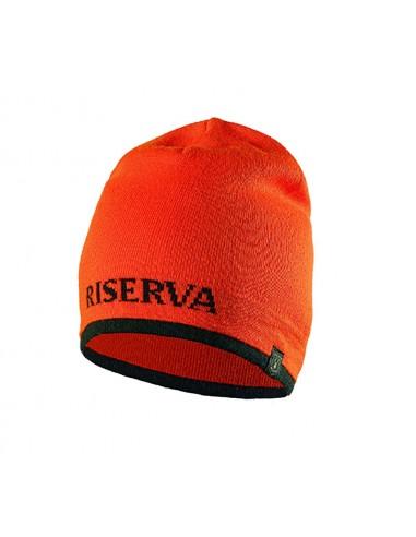 R1690-BERRETTO-LANA-VERDE ARANCIO - RISERVA 805c551a5c45