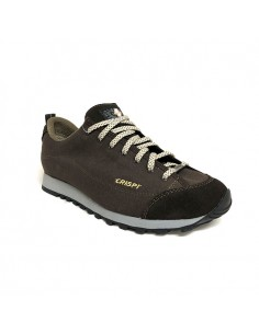 ISY Canvas Brown Vibram - Size 42