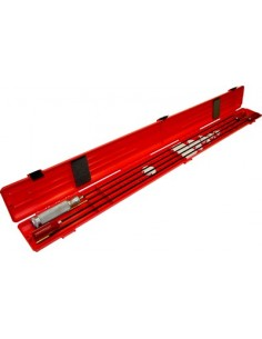 MTM GUN CLEANING ROD CASE