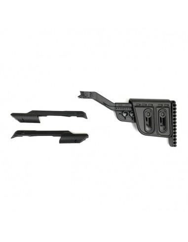 Zoraki conversione da pistola a carabina