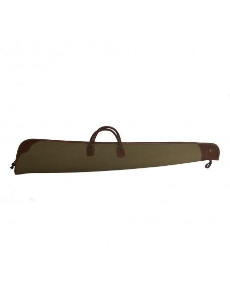 Fodero fucile Extra Pus Lino/Pelle 120 cm - R6134