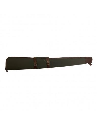 Fodero fucile 130 cm in cordura e pelle - Riserva R1822