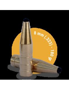 FOX BULLETS CLASSIC HUNTER 8 MM (.323) 180 gr