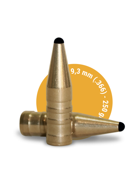 FOX BULLETS CLASSIC HUNTER 9,3 MM (.366) 250 gr