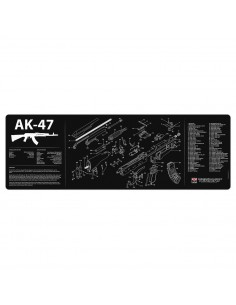 TEKMAT AK-47 Gun Cleaning Mat