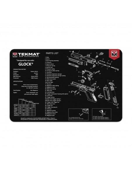 TEKMAT Glock Gun Cleaning Mat