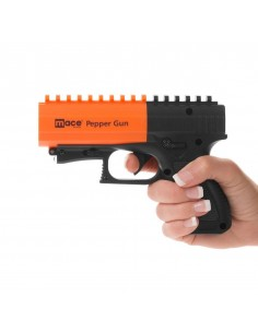 PEPPER GUN 2.0 SPRAY PEPPERONCINO ANTIAGGRESSIONE MACE