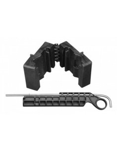AR15 WHEELER DELTA UPPER VISE BLOCK CLAMP